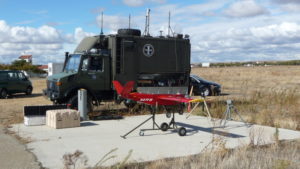 ENAIRE realiza con éxito dos ejercicios de control de drones en un espacio con aeronaves tripuladas en el marco del Proyecto DEMORPAS